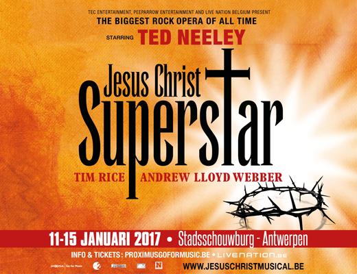 Jesus christ superstar 520x400px
